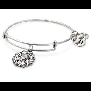 "Alex and Ani ""Maid of Honor"" charm bracelet"
